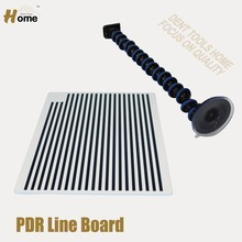 PDR REFLECTOR Line Board Paintless Dent Removal Repair Tool WBD-1 цена 2017