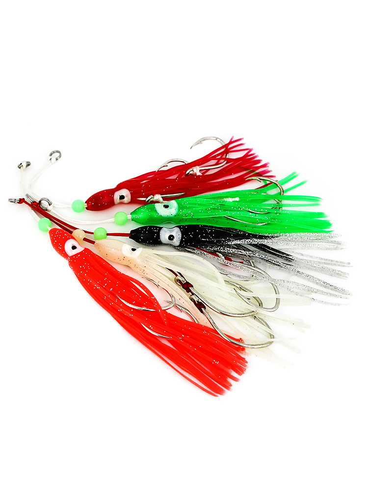 "Black Red Neon 2 Packages 10 Total Baits New Mizmo 4/"" Diamond Craw"