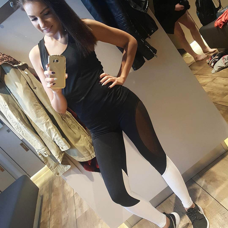 Elastic Splice Leggings 3