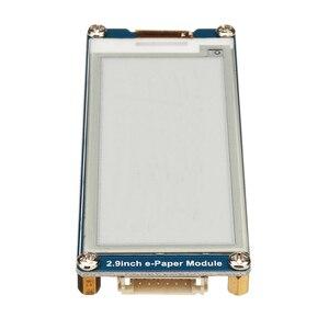 Image 3 - Pantalla de tinta electrónica de 2,9 pulgadas Módulo de papel electrónico interfaz SPI actualización parcial para Arduino Raspberry Pi