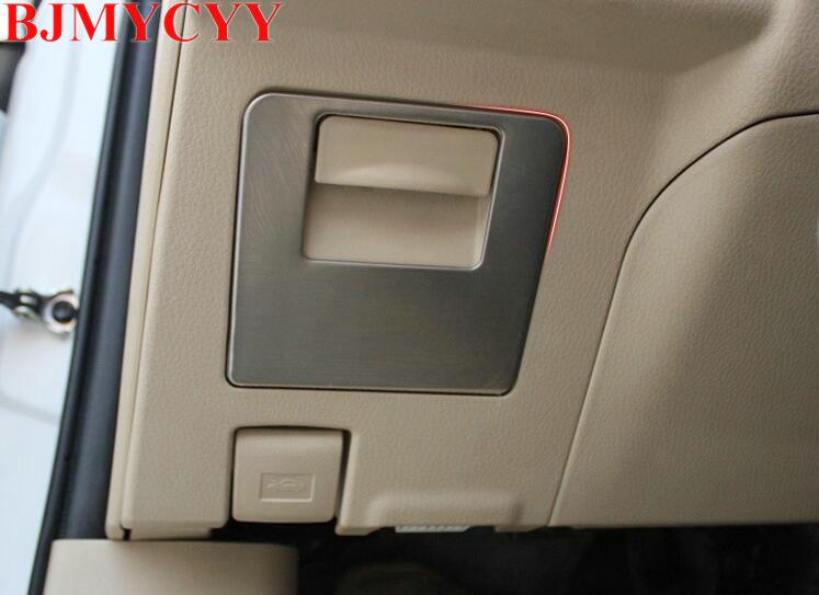 BJMYCYY A fő vezetésvezérlő áruház rozsdamentes acél flitterrel a toyota Corolla számára