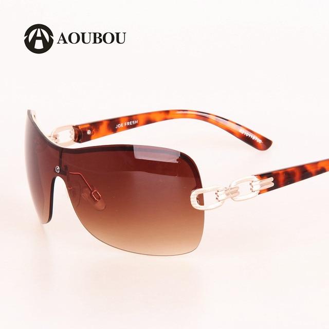 Las Rimless Sunglasses  aliexpress com aoubou luxury rimless sunglasses women brand