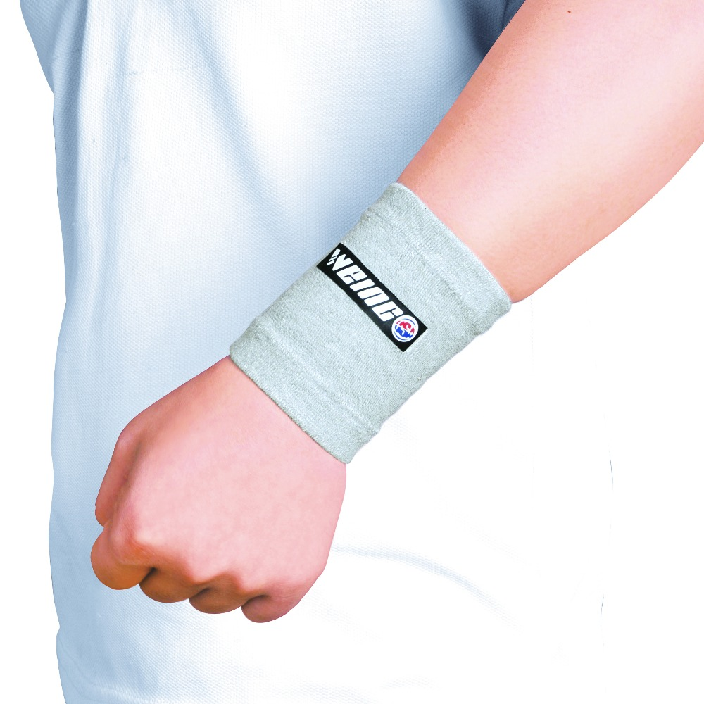 Breathable Men and Women Sports BADMINTON VOLLEYBALL Elastic Wrist Strap Sweaty Fitness Wrist Braces Super Value