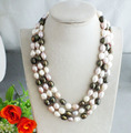 Real Pearl Necklace Women Freshwater Pearl necklace genuine Natural Necklace