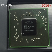 Free shipping 2016+ 100% New 216-0833000 216 0833000 BGA Chips