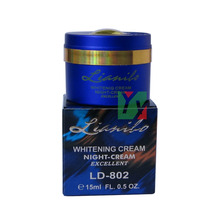 Lianibo whitening night cream for face skin care 15ml/pcs LD-802
