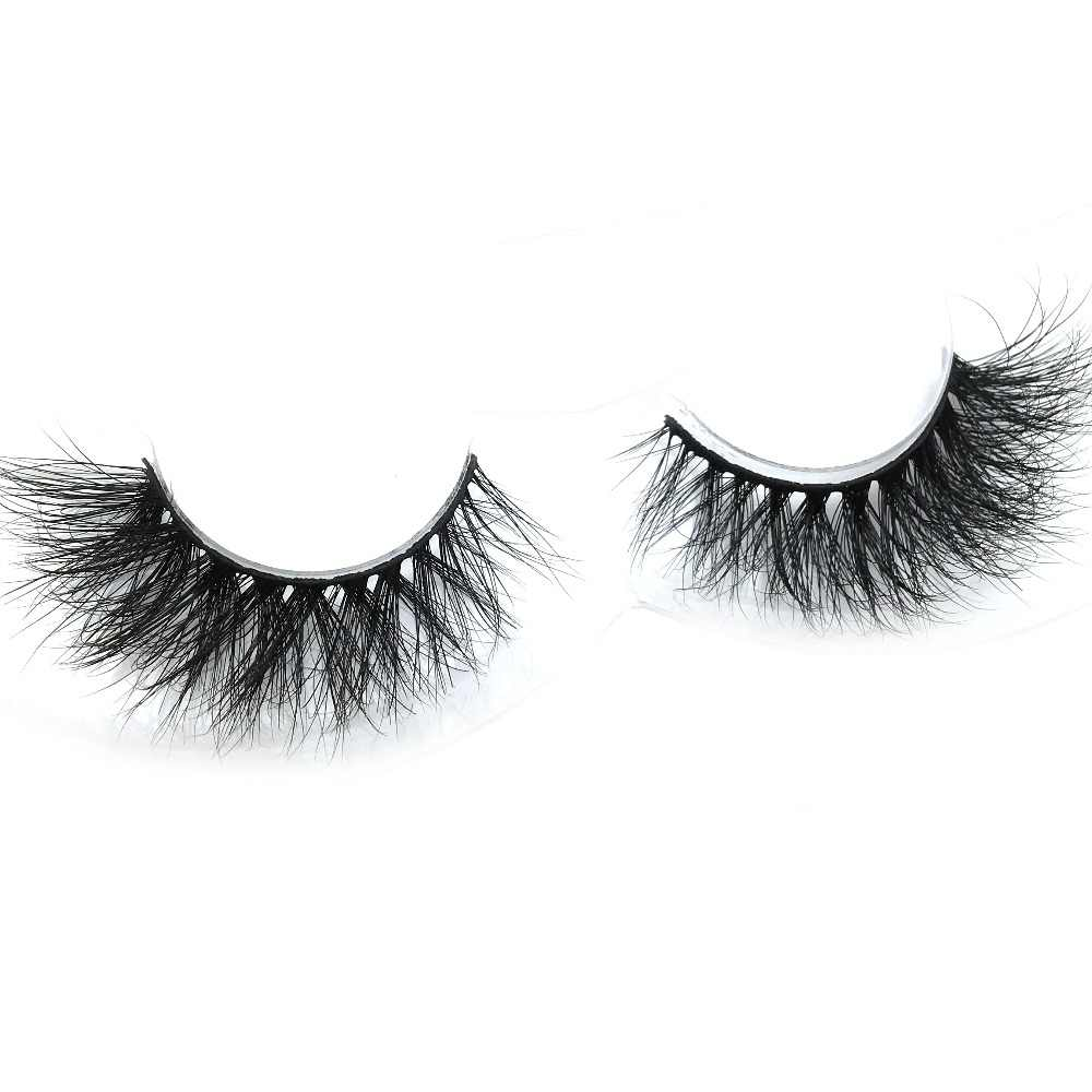 bf652f3dcca ... Private Label Own Brand Fake Mink Eyelashes Makeup Thick Real 3D Mink  False Eyelashes mixed 100pairs ...