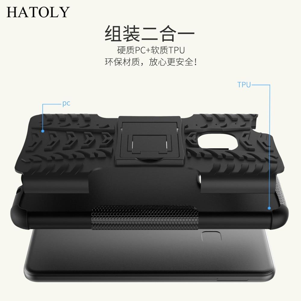 Qapaq üçün Huawei P10 Lite Case Anti-knock Ağır Dəstəkli - Cib telefonu aksesuarları və hissələri - Fotoqrafiya 3