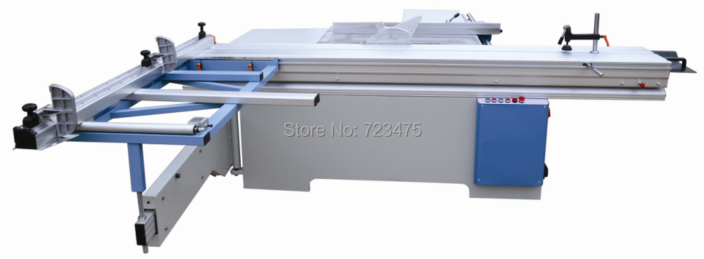 Safe Slide Table Panel Saw Panel Saw Precision Sliding Table Panel Saw Woodworking Machine
