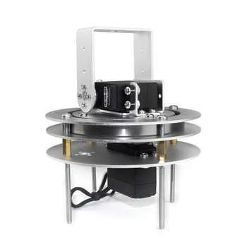 2 DOF หุ่นยนต์ cloud ดาดฟ้าฐานหมุน, ขนาดใหญ่ stronger/Full โลหะฐานหมุน + หนาแผ่นโลหะ, สำหรับเชิงกลแขน - SALE ITEM ของเล่นและงานอดิเรก