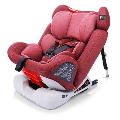 0 12 детское автомобильное безопасное сиденье большой угол комфорт ISOFIX детское автокресло ISOFIX интерфейс автомобиля Safet сиденья ремень безопасности - 3