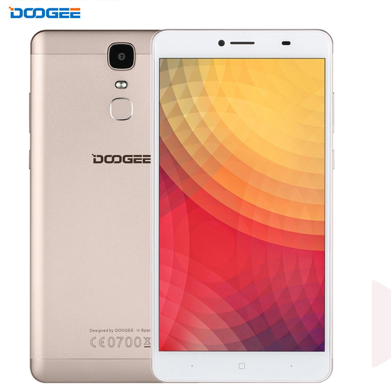 4G DOOGEE Y6 Max 3D 32GB 3GB Fingerprint Identification 6 5 2 5D Android 6 0