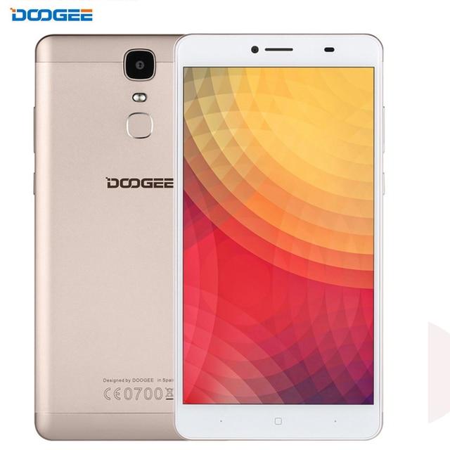 4G DOOGEE Y6 Max 3D 32GB/3GB Fingerprint Identification 6.5'' 2.5D Android 6.0 MTK6750 64-Bit Octa core BT OTA WIFI GPS FM