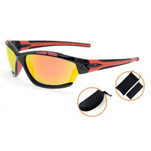 Th7007 eyekepper inquebrável policarbonato polarizada esporte óculos de sol para homens mulheres tr90