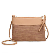 купить bags for women 2019 New Women Messenger Bags Bucket Slim PU Leather Cross body Shoulder Handbag Small Body Bag bolsos mujer #8 по цене 202.56 рублей