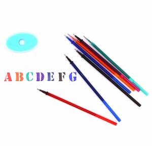 Набор ручек с цветными стираемыми чернилами, 0,5 мм, 10/12/20 шт./лот