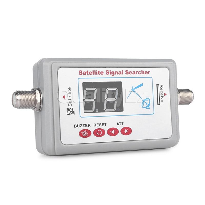 satellite internet signal strength meter