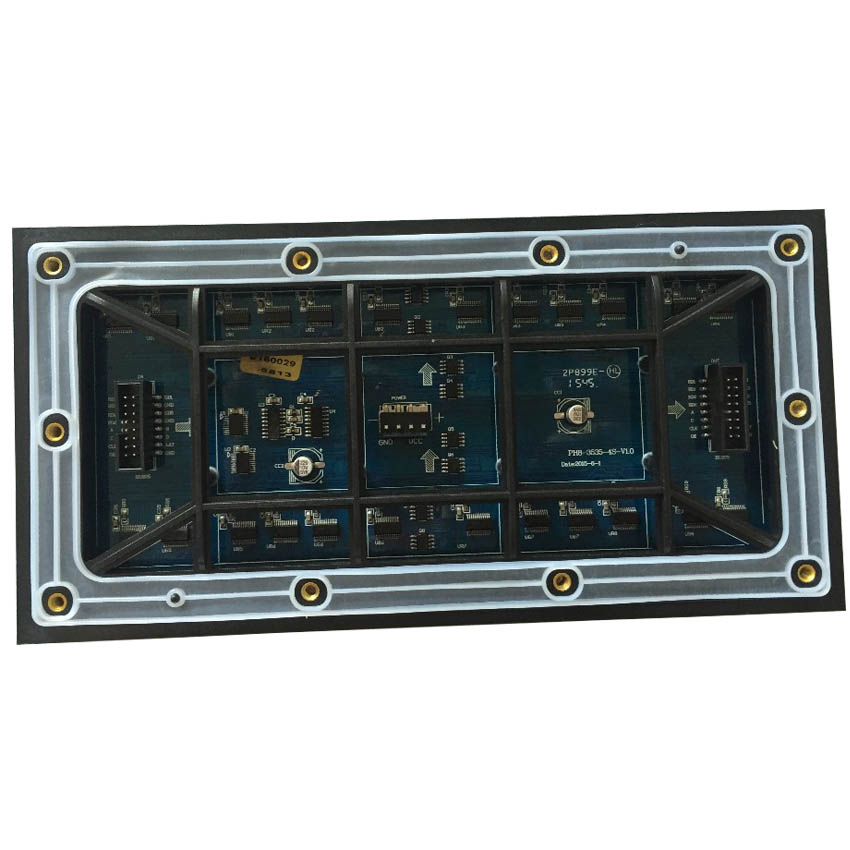 LED Video Wall High Quality P8 Outdoor Rgb LED Module 32x16dots P2.5 P3 P4 P5 P6 P7.62 P8 P10 For Full Color Led Display Screen