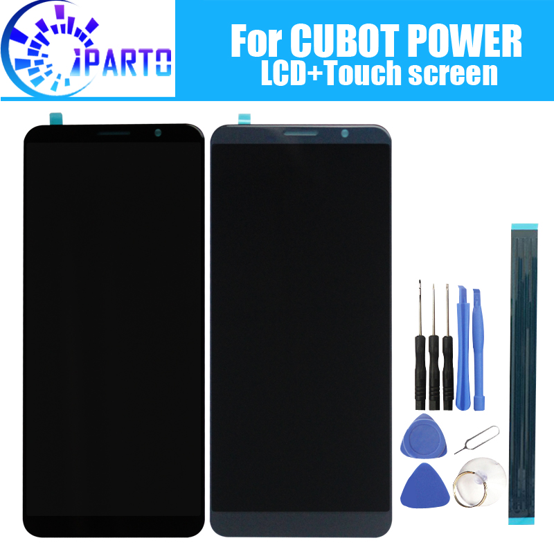 5 99 inch CUBOT POWER LCD Display Touch Screen Digitizer Assembly 100 Original New LCD Touch
