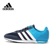 Intersport Original Official Adidas NEO men's Skateboarding Shoes Low sneakers Classique Shoes Platform Hard Wearing