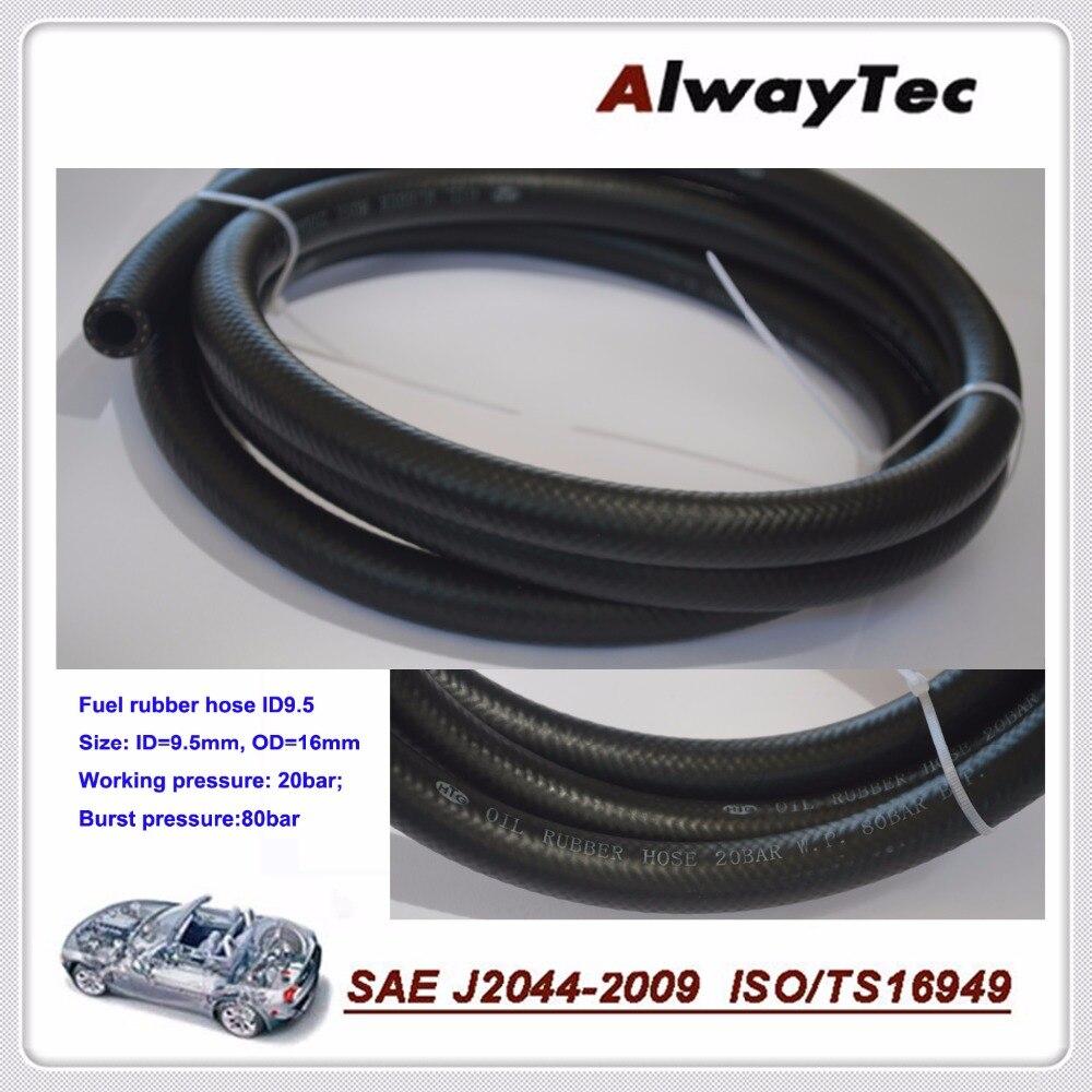 3 8 ID9 5 Automotive Fuel Line Rubber Hose for Fuel Hose 3 8\