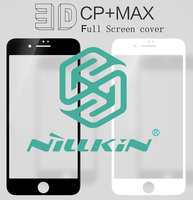 Nillkin 3D CP Max Full Screen Cover Tempered Glass Protective For IPhone 7 7 Plus