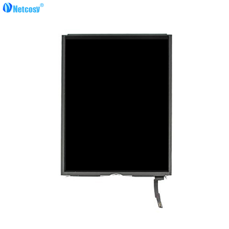 Netcosy LCD Display Screen For ipad Air / 5 tablet Perfect Replacement Parts Digital Accessory For iPad Air A1474 A1475 A1476 lc171w03 b4k1 lcd display screens