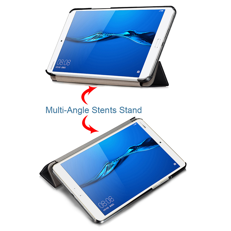 2018 World Soccer Cup Flag Painted Stand Smart Pu Leather Cover For Huawei Mediapad M3 8.4 Btv-w09 Btv-dl09 8.4 Inch Tablet Case Tablet Accessories