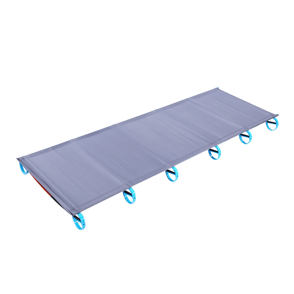 Folding Single Bed Camping Sleeping Chair Moisture-Proof Pad Folding Bed Outdoor Bed Anywhere Bed