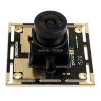 10pcs/lot 5.0megapixel OV5640 omnivision camera board cmos sensor mini hd micro usb webcam with 2.1mm wide angle lens