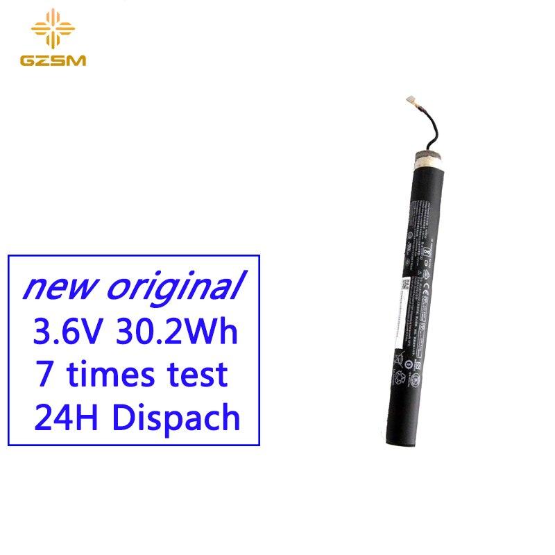 Batterie d'ordinateur portable GZSM L15D3K32 batterie pour ordinateur portable pour Lenovo Yoga Tab 3 batteries YT3-X50F batterie d'ordinateur portable