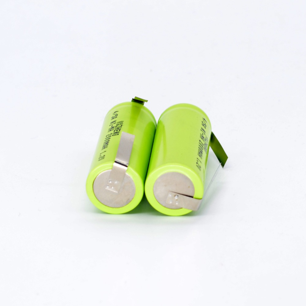 2pcs Replacement Toothbrush Battery for Braun Oral-B Triumph v2 3761 3762 3764 3728 image