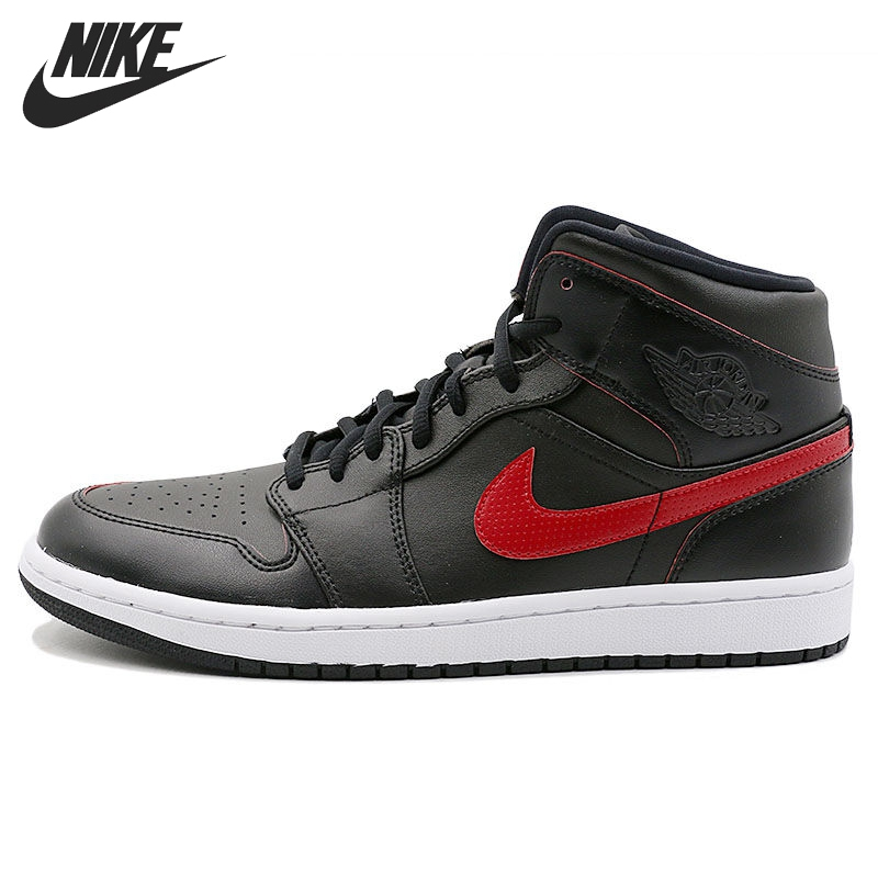 original new arrival nike s high top leather