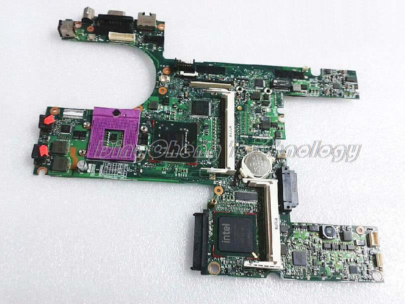 For hp 6510B 6710S 446905-001 Original laptop Motherboard for intel cpu with GM965 DDR2 non-integrated graphics card 100% tested душевой поддон cezares tray a ah 140 90 15 w