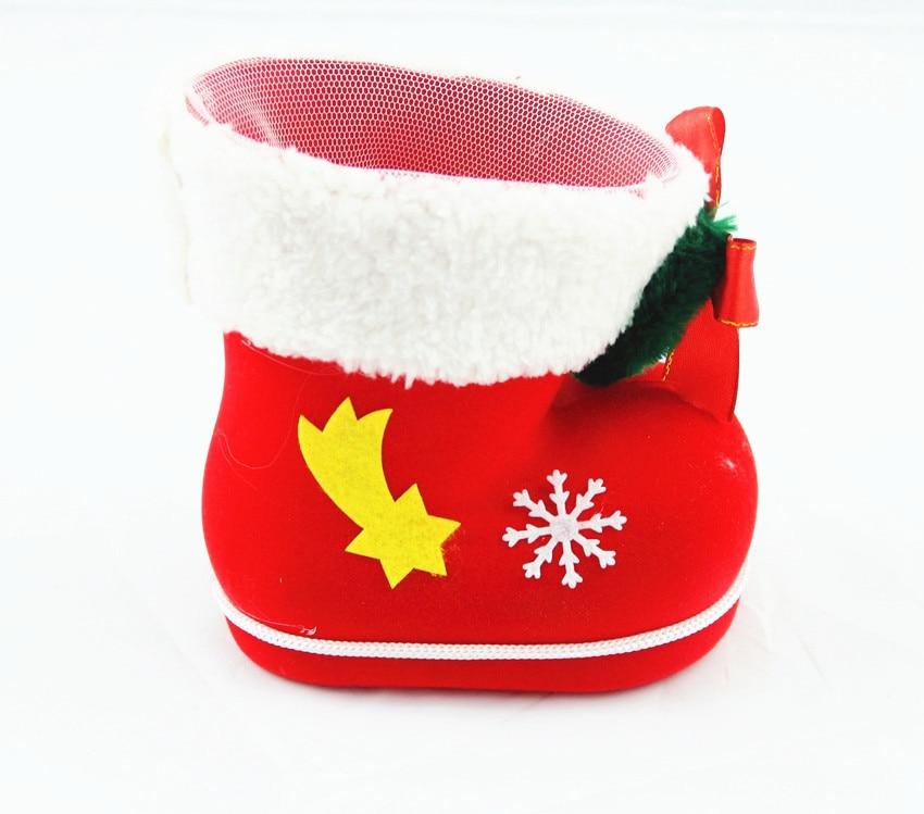 Aliexpress.com : Buy Big Christmas Stocking Creative DIY Plastic ...