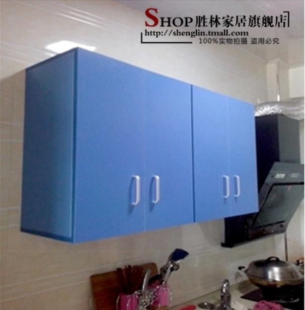 Dinding Lemari Kabinet Gantung Dapur Penyimpanan Balkon R Mandi Loker Adalah Di Bar Furniture Set Dari