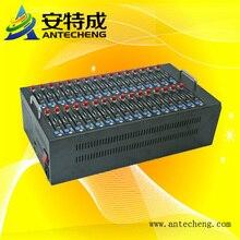 SMS Маркетинг устройство Wavecom Q24plus 32 Порты GSM/GPRS Модем Бассейн Интерфейс USB 850/900/1800/1900 МГц