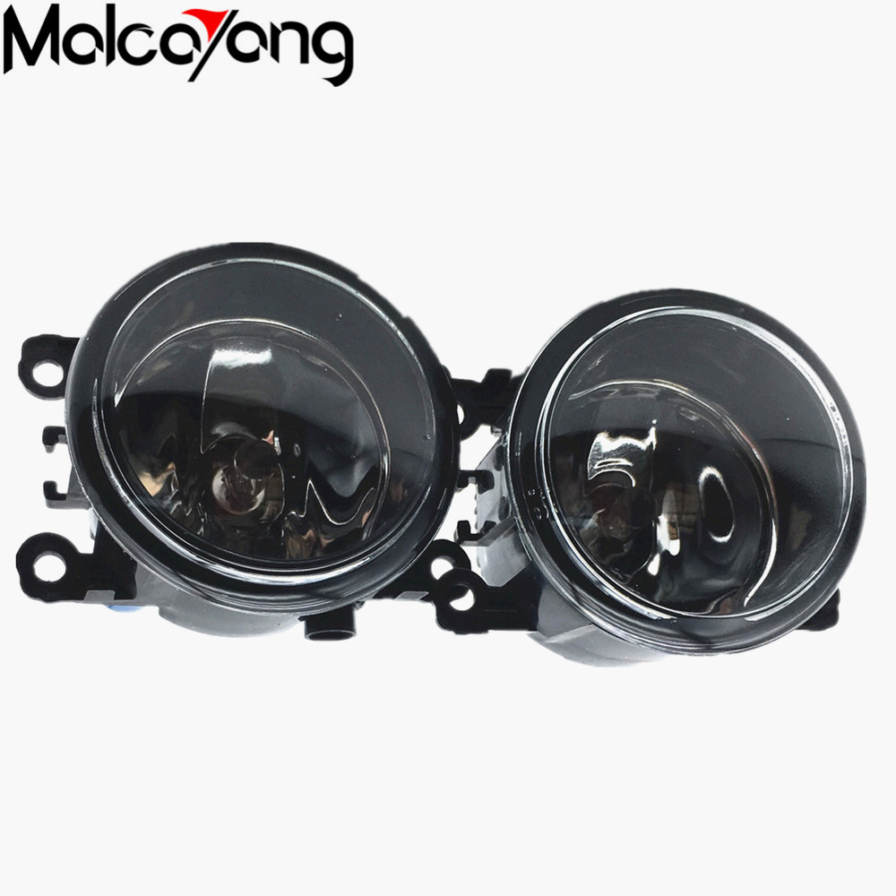 2 Pcs/Set Car styling General Fog lights halogen lamps 35500-63J02 For DACIA Duster Sandero LOGAN 2004-2015