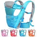 2 - 30 meses New Design Super respirável assento de bebê multifuncional frente virada Baby Carrier infantil confortável Sling Baby Sling