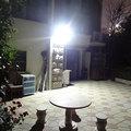 Открытый Водонепроницаемый Солнечной Лампы Пейзаж Сада Лампы Индукции Человеческое Тело Лампа Супер Яркий СВЕТОДИОДНЫЙ Уличный Фонарь