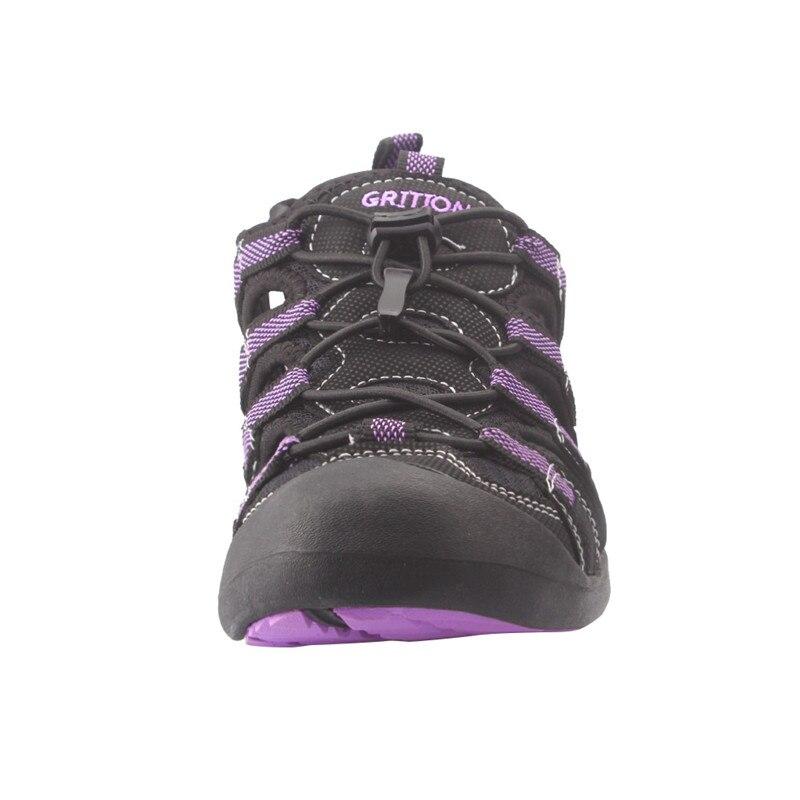 D'été Respirant 2019 Marche Randonnée Chaussures Voyage Sandalias Plage Grition Purple Aquatiques Sport Femmes Fermé Sandales Orteil De thQsrxdC