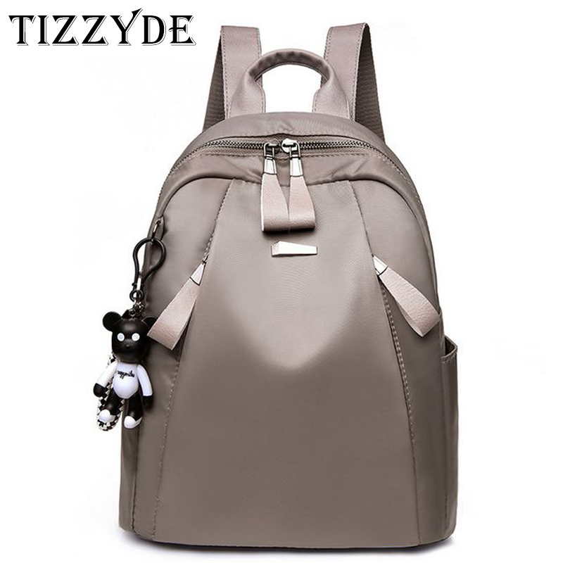 Mochilas mujer 2018 New Oxford cloth waterproof student bag  Travel casual backpack women outdoor bag mochila feminina CL05