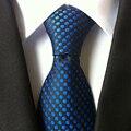Moda Delgado Dot Corbatas Marca Flacos Corbatas de Poliéster de Los Hombres Formales Trajes de Boda Corbatas Cravate Lazos de Negocios Regalos