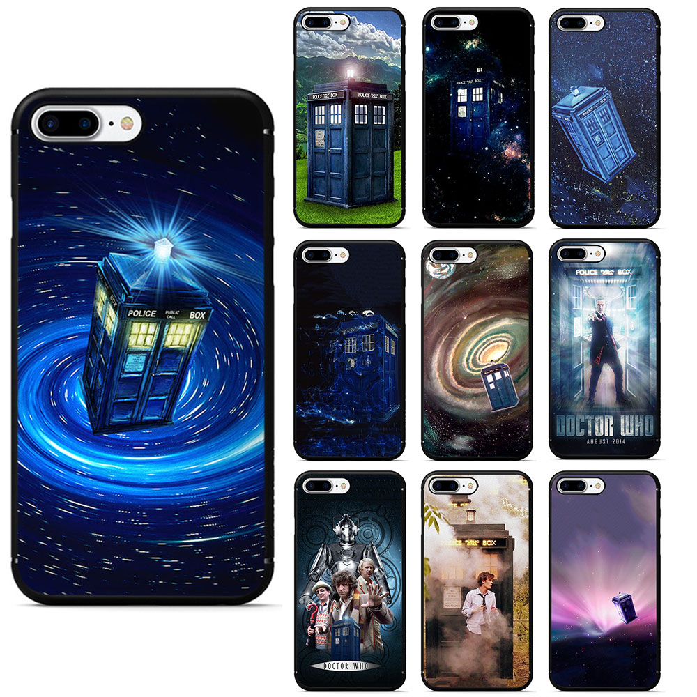 Cellphones & Telecommunications Doctor Who Box Tpu Silicone Phone Case For Iphone 5 5s 6 6s 7 8 Plus X Xr Xs Max