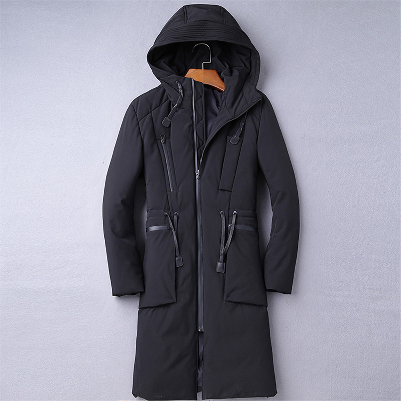 2016 New High End Men S Hooded Down Jacket Clothing