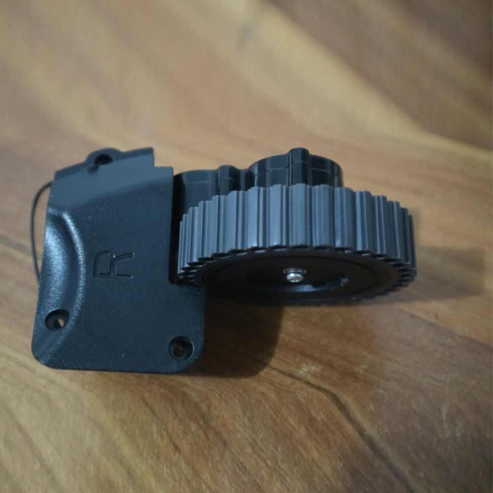 Rechts rad roboter staubsauger Teile zubehör Für ilife A4 A4s A40 A8 T4 X430 X432 X431 roboter Staubsauger räder motoren