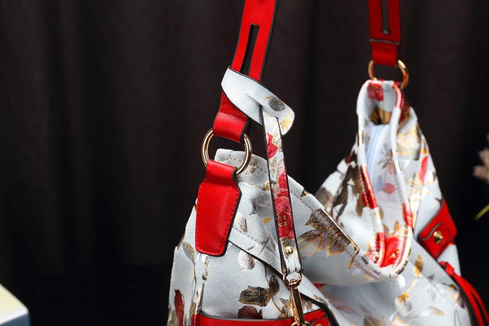ross Body Messenger Handbags