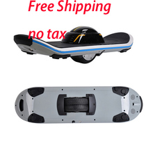 Hoverboard one single wheel Electric Smart Board Self Balancing Scooter Bluetooth Music skateboard
