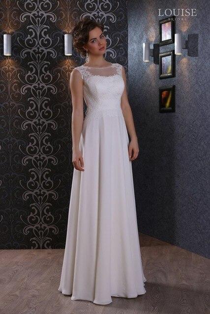 Custom Made Boho Wedding Dresses