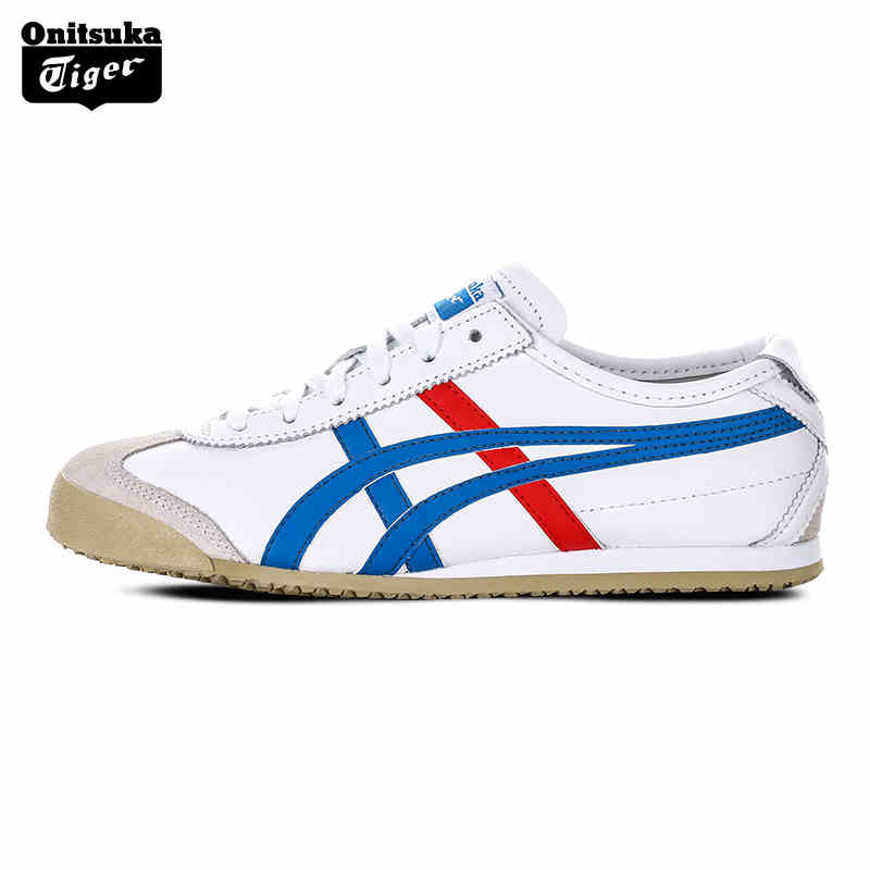 Onitsuka Tiger MEXICO 66  Men Sport Shoes Classical Color Breathable Lovers Shoes Lightweight Women Sneakers DL408 wenger sport 3118 408